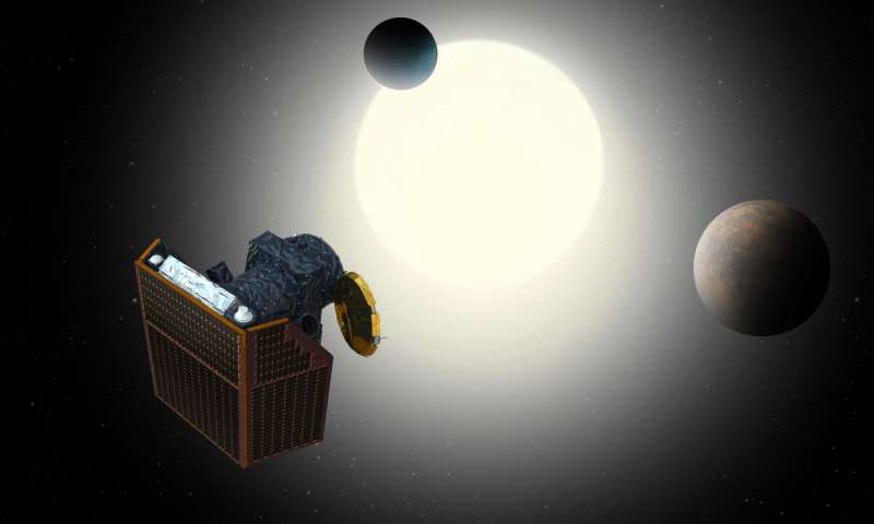 ESA's CHEOPS satellite opens its eyes, will send back images within 2 weeks