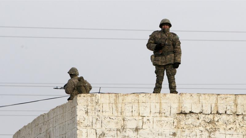 Eight die, dozens wounded in southern Kazakhstan clashes