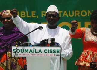Mali opposition leader Soumaila Cisse goes missing: Party