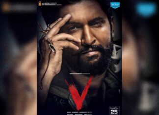 Nani's 'V' Releasing On His First Film's Release Date