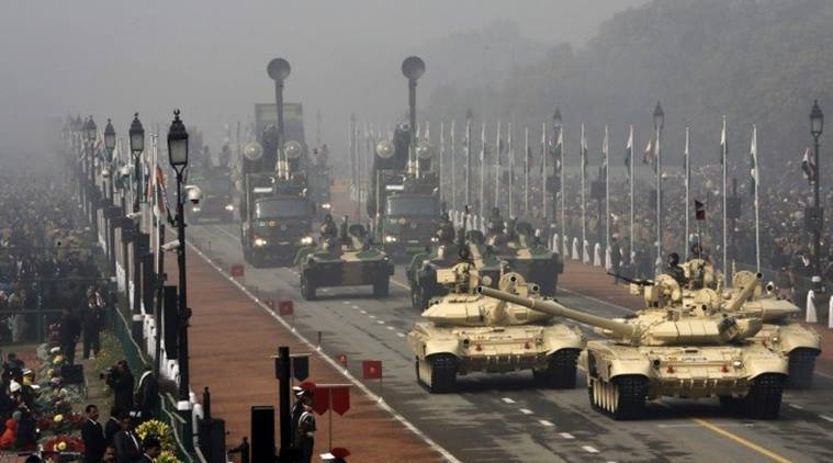 India to ban over 100 imports of military equipment items to boost 'self-reliance'