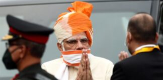 Twitter confirms India PM Modi's personal website account hacked
